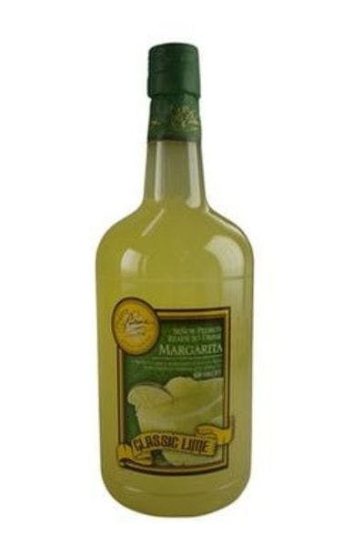 Senor Pedro's Classic Lime Ready To Drink Margarita