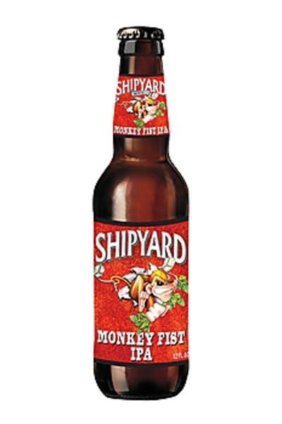 Shipyard Monkey Fist IPA