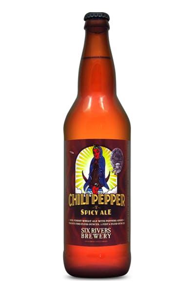 Six Rivers Chili Pepper Ale