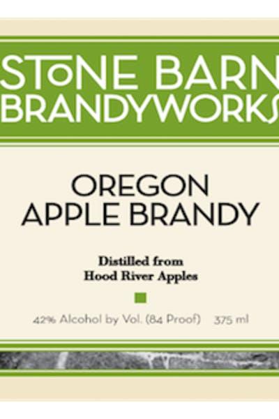 Stone Barn Oregon Apple Brandy