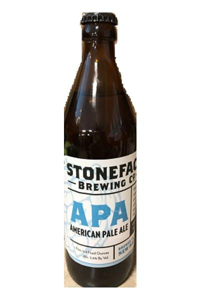Stoneface Pale Ale