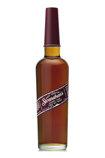 Stranahan Sherry Cask Single Malt Whiskey