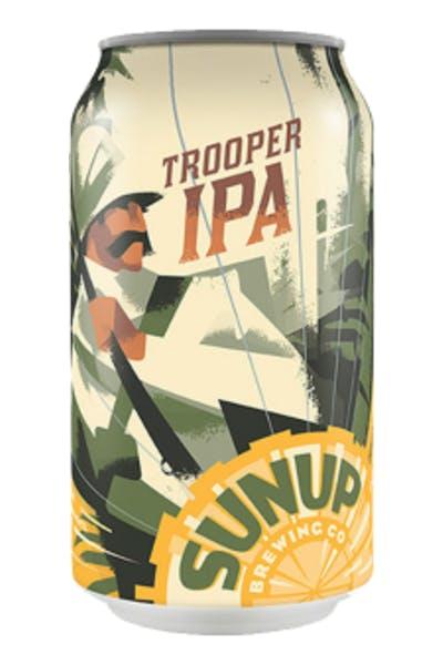 SunUp Trooper IPA