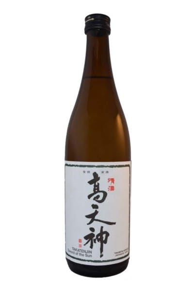 Sword Of The Sun Takatenjin Sake