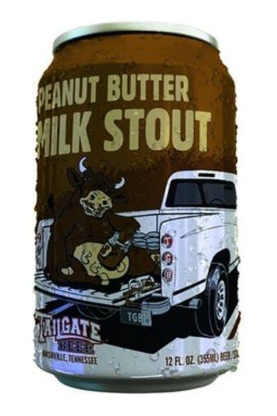 TailGate Peanut Butter Milk Stout