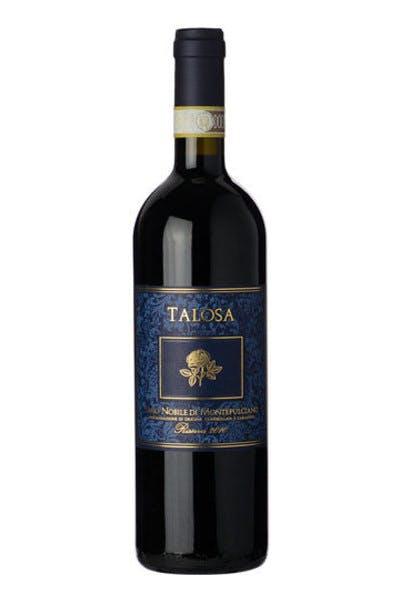Talosa Vino Nobile Di Montepulciano Riserva 2012