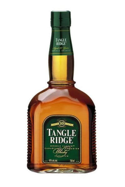 Tangle Ridge Canadian Whiskey