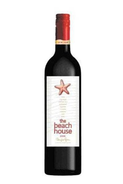 The Beach House Red Blend