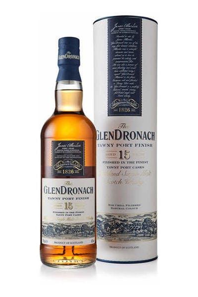 The Glendronach 15 Year