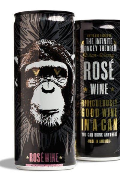 The Infinite Monkey Theorem Rose