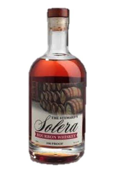 The Steward's Solera Bourbon Whiskey