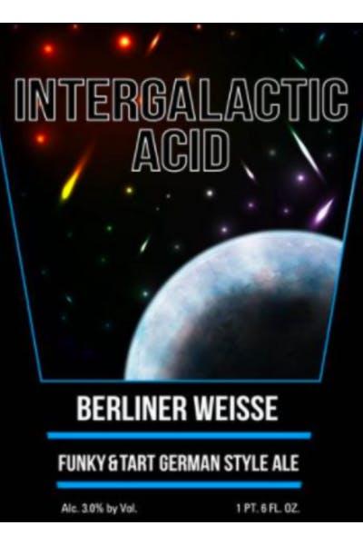 The Tap Intergalactic Acid