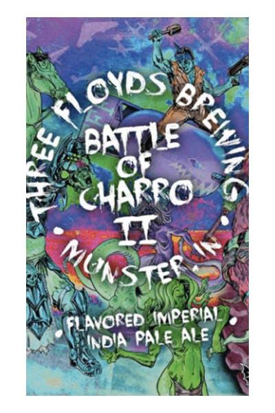 Three Floyds Battle Of Charro Ii