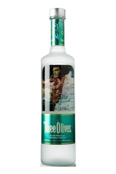 Three Olives Elvis Presley Coco Water Vodka