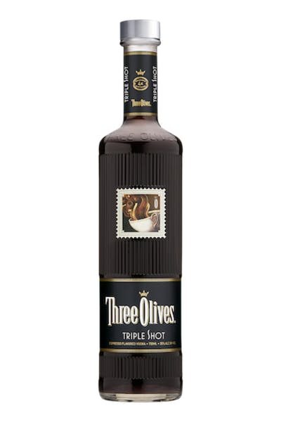Three Olives Triple Shot Espresso Vodka