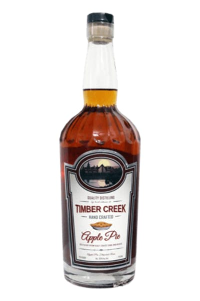 Timber Creek Apple Pie Rum