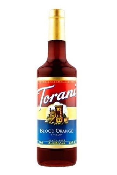 Torani Blood Orange Syrup