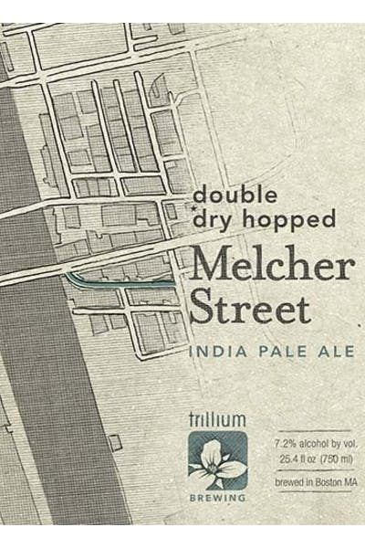 Trillium Double Dry Hopped Melcher Street IPA