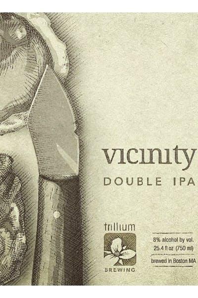 Trillium Vicinity Double IPA