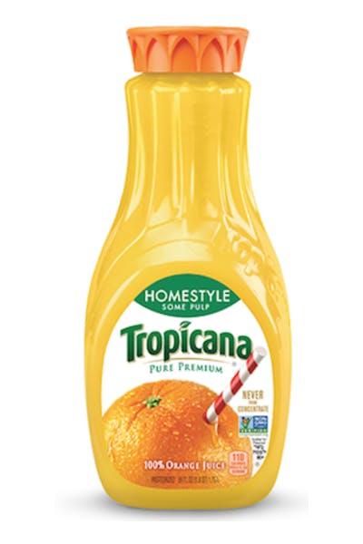 Tropicana Pure Premium Orange Juice (Homestyle)