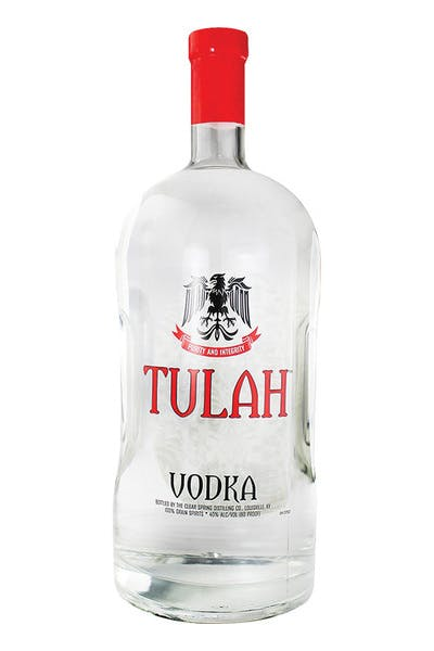 Tulah Vodka