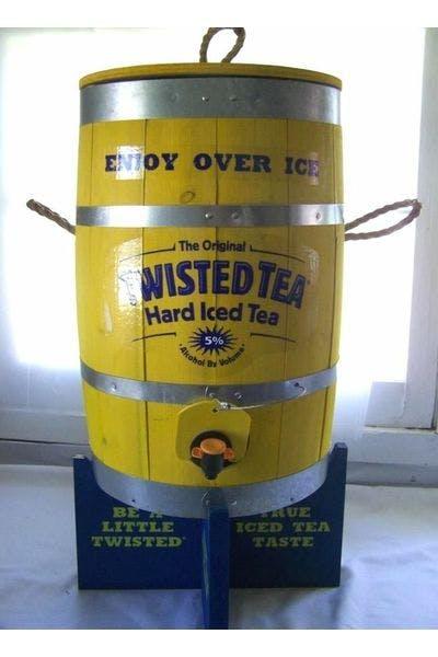 Twisted Tea Mini Keg