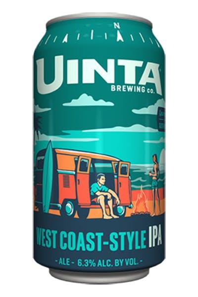 Uinta West Coast IPA