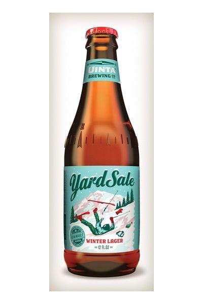 Uinta Yardsale Winter Ale