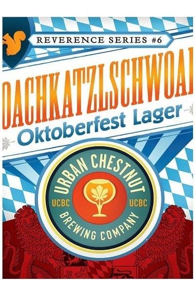 Urban Chestnut Oachkatzlshwoaf Octoberfest Lager