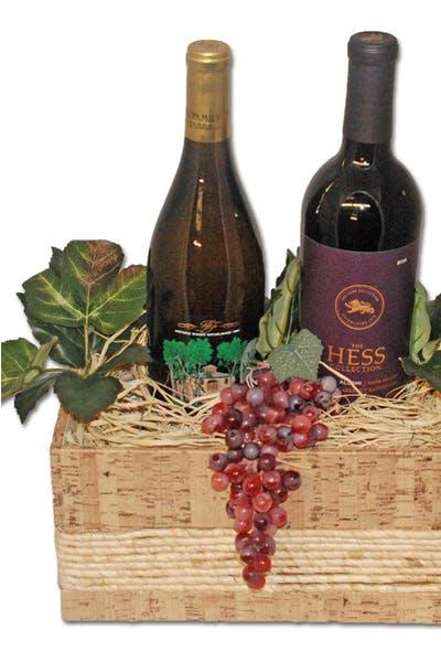 Vineyard Select Duet Gift Basket