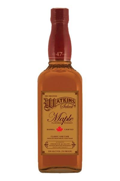 Watkins Select Maple Bourbon