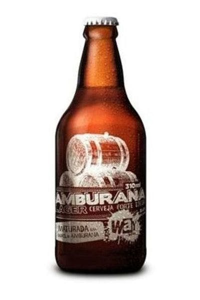 Way Beer Amburana Lager