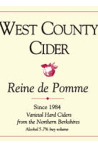 West County Cider Reine De Pomme