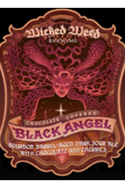 Wicked Weed Chocolate-Covered Black Angel