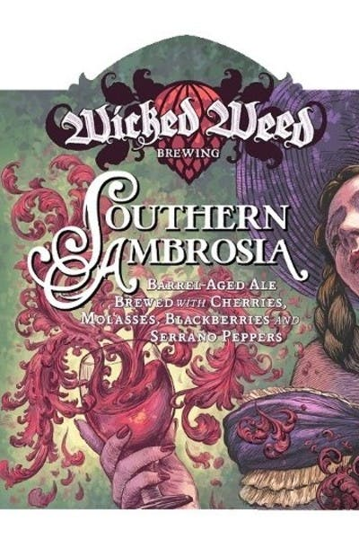 Wicked Weed Southern Ambrosia