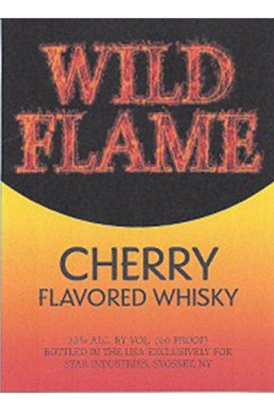 Wild Flame Whisky Cherry