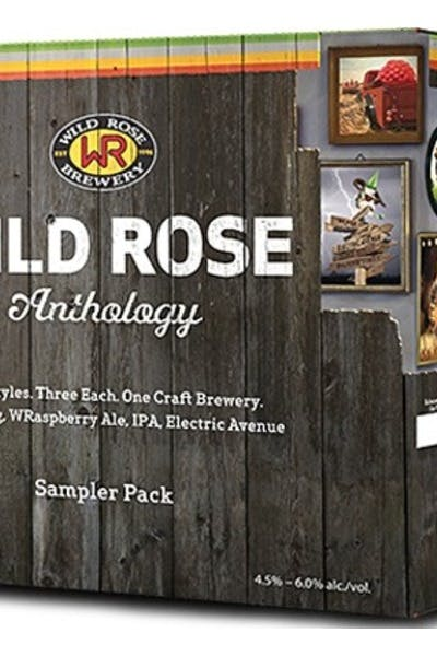 Wild Rose Anthology Variety Pack