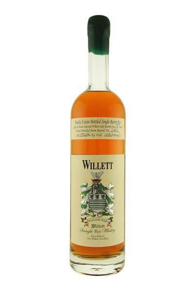 Willett Rye Single Barrel
