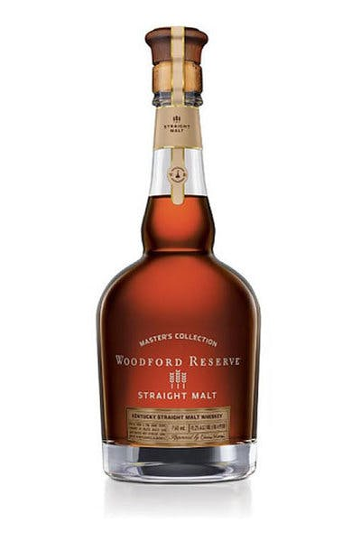 Woodford Reserve Master's Collection Straight Malt