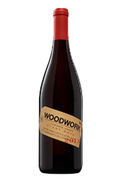 Woodwork Pinot Noir