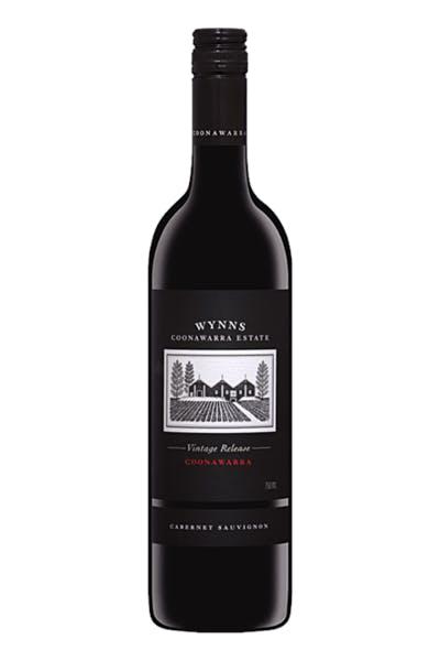Wynns Black Label Cabernet 2012