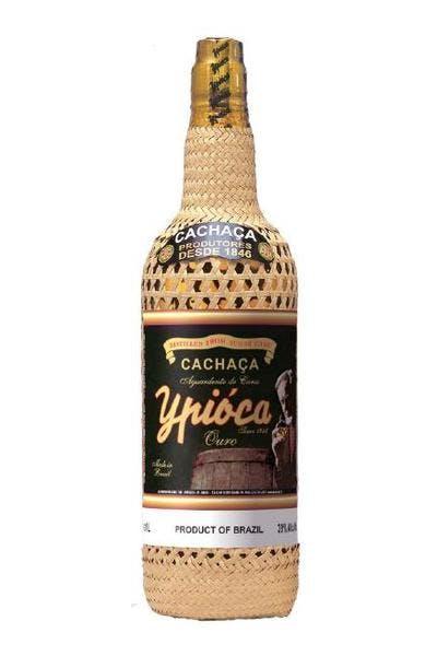 Ypioca Cachaca Ouro