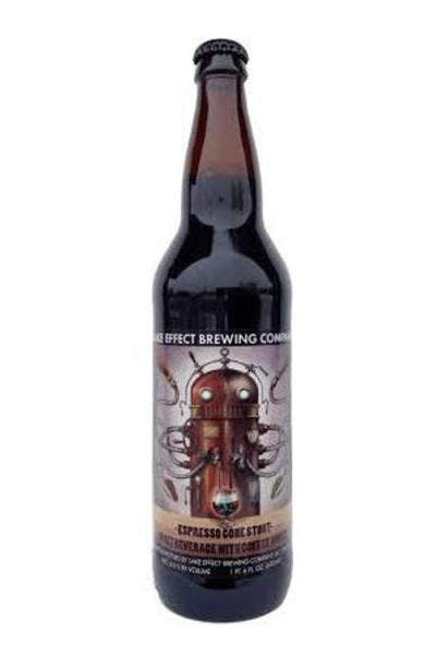 Lake Effect Brewing Espresso Gone Stout