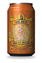 Dry Dock Brewing Apricot Blonde