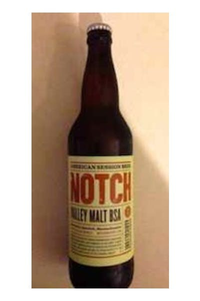 Notch Valley BSA Harvest Ale