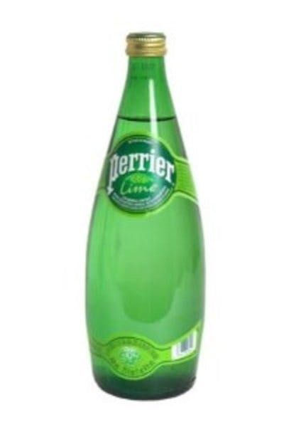 Perrier Sparkling Water - Lime
