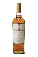The Macallan Sherry Oak 12 Year