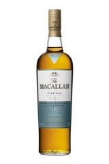 The Macallan Fine Oak 15 Year