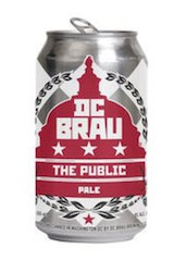 DC Brau The Public Pale Ale