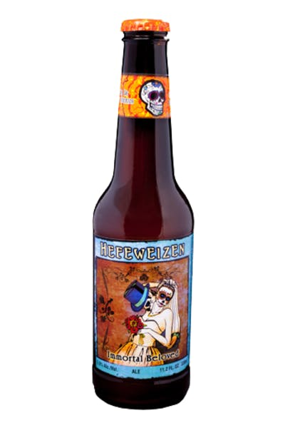 Day of Dead Hefeweizen